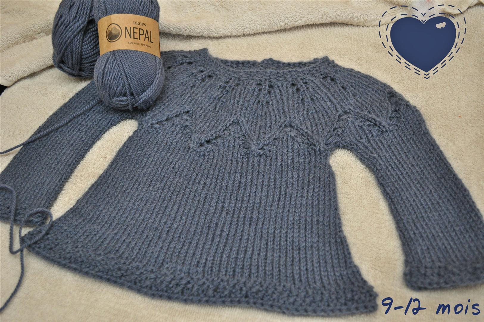 Comment tricoter un débardeur ?  Question / Réponse